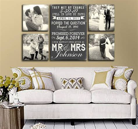 home decor photo 10 wedding photo display ideas home design and