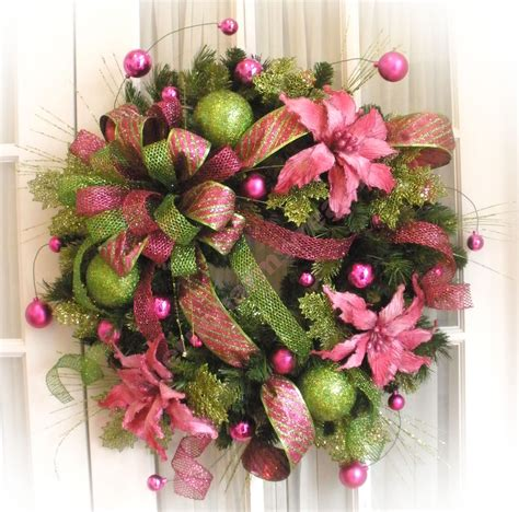 pink wreaths pink pizzaz silk flower wreath just sold southern charm