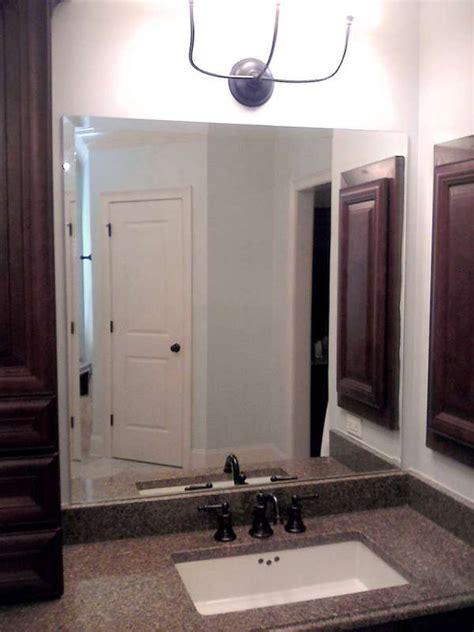 bathroom mirrors atlanta bathroom mirrors in atlanta and