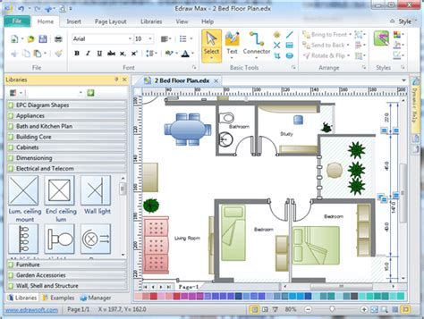 floor plan designer program floor plan software create floor plan easily from
