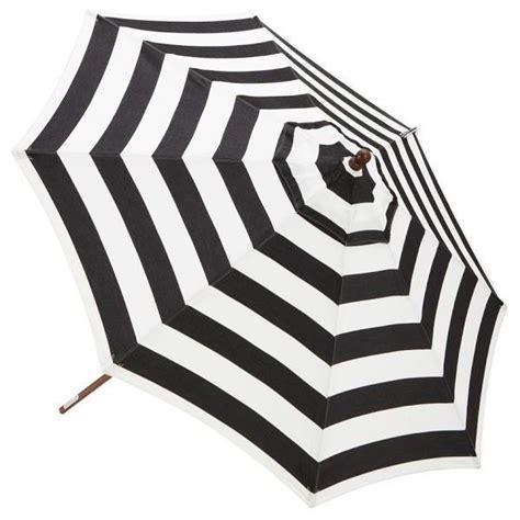 black and white striped umbrella patio patio black and white striped patio umbrella home