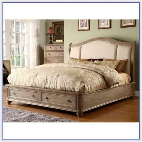 king bed frame with drawers plans california king bed frame with drawers plans