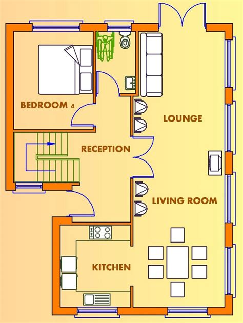 ground floor plans house simple ground floor house plan building plans