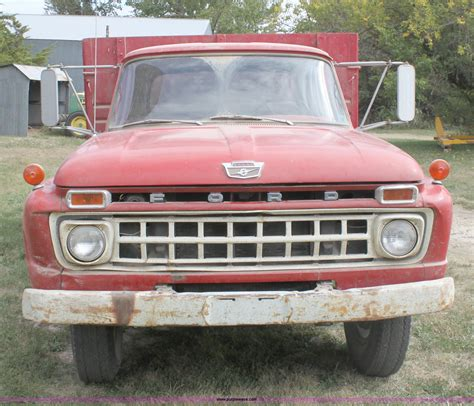 auto body repair training 1990 ford f series windshield wipe control 1965 ford f600 grain truck item a2978 sold october 26 a