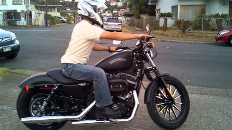 harley ride ride on my harley davidson iron 883