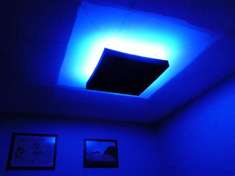 Led Lights On Ceiling Zxlight Co Uk Rgb Led Ceiling Light With Hacked Ir
