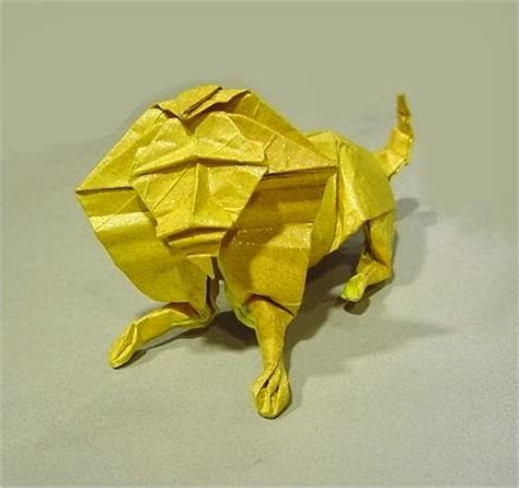 origami sphinx paper will travel riddle of the sphinx fold