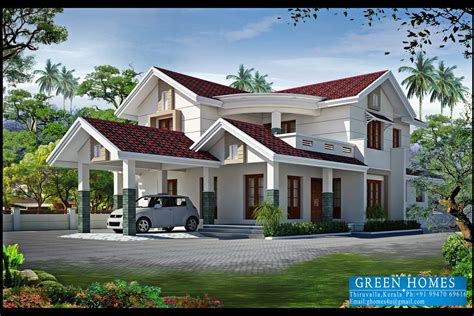 green homes plans green homes 4bhk kerala home design 2550 sq