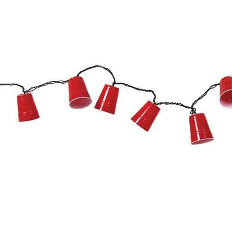 electric string lights cup electric string lights tailgating