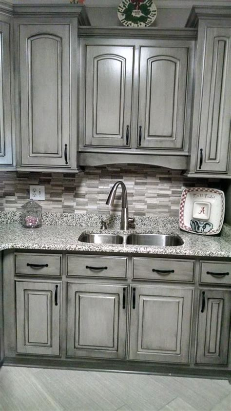 chalk paint kitchen cabinets country grey 25 best chalk paint cabinets ideas on chalk