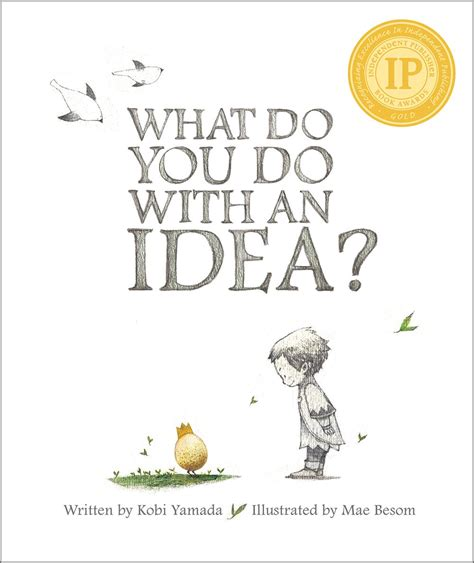picture books for idea and details what do you do with an idea ispark toys