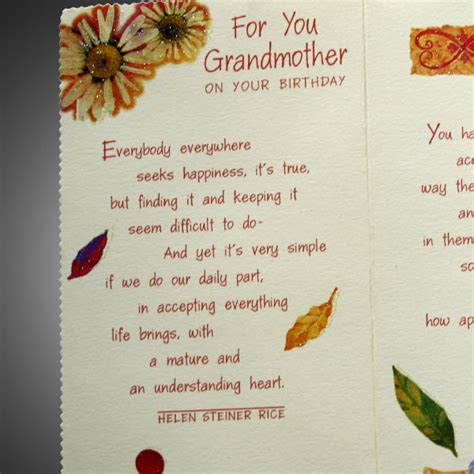 how to make a birthday card for grandmother warm birthday greetings for giftsmate