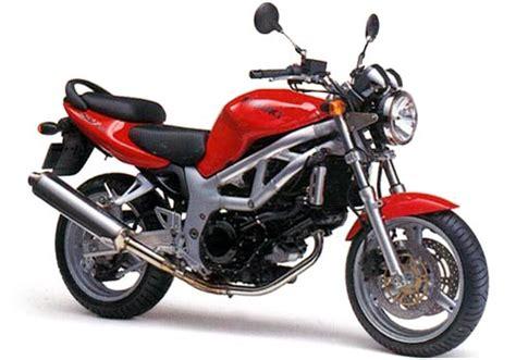 2001 Suzuki Sv650 Specs by Suzuki Sv650 Sv650s Model History
