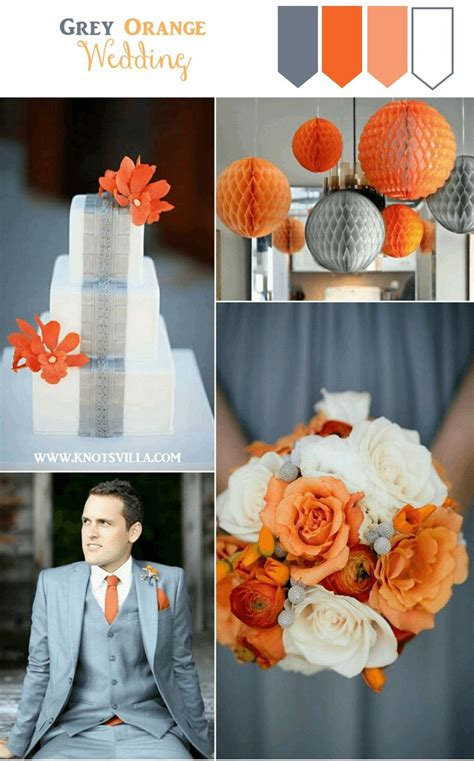orange color theme 25 best ideas about burnt orange weddings on