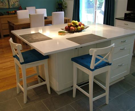ikea kitchen islands with seating how to design a kitchen island with seating size of kitchen design island dining table