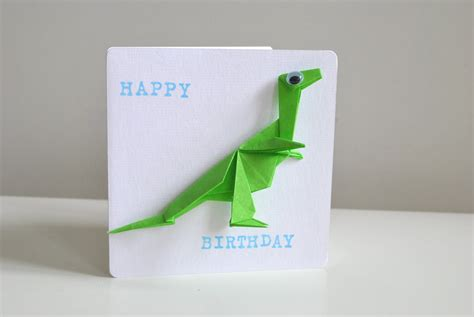 origami cards for birthdays item details