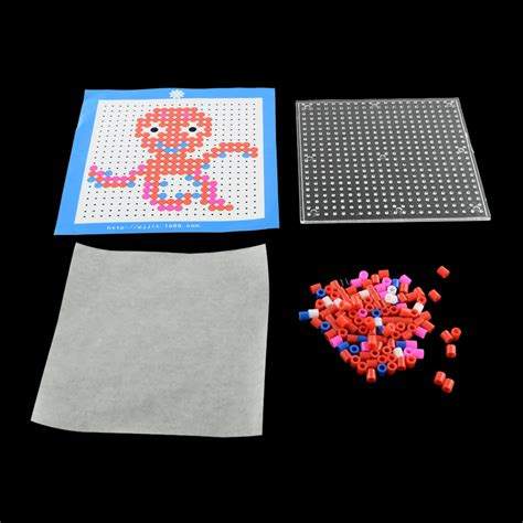 melty pegboards 1set diy melty fuse pegboards cardboard templates