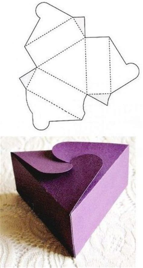 box paper craft paper box template crafts diy juxtapost