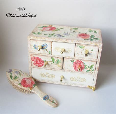decoupage on painted wood 1000 ideas about decoupage on wood on