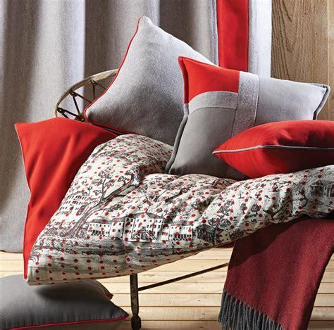 coussin de luxe tricolore gris souris et gris clair 45 x 45 cm