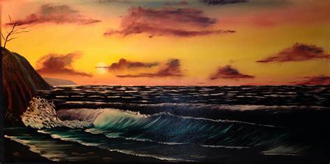bob ross seascape paintings seascape paintings collins