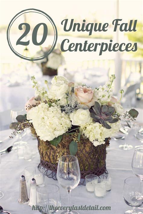 unique centerpieces ideas 20 unique fall centerpiece ideas every last detail