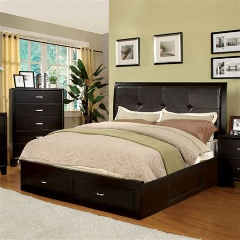 pedestal bed frame with drawers king size pedestal bed with drawers amazing image