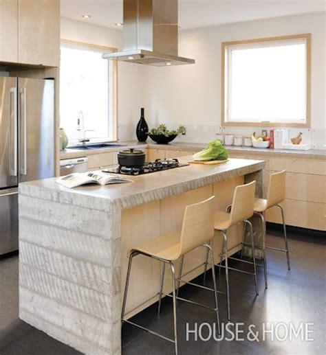 kitchen counter islands waterfall kitchen island inspiration