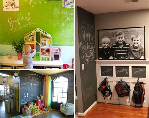 chalkboard for room 36 thrilling ideas to decorate ones rooms with