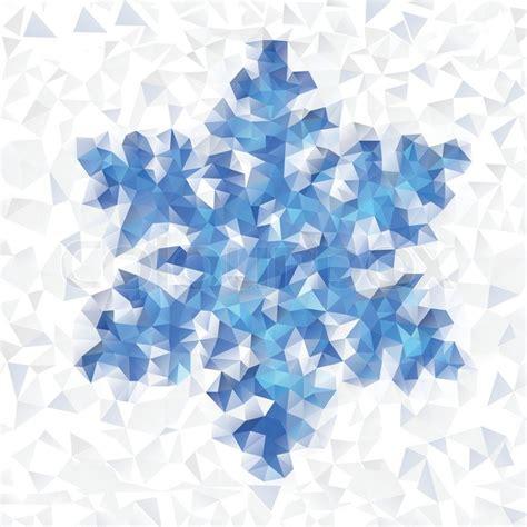 Home Textile Design Jobs seamless pattern of geometric snowflake colorful mosaic