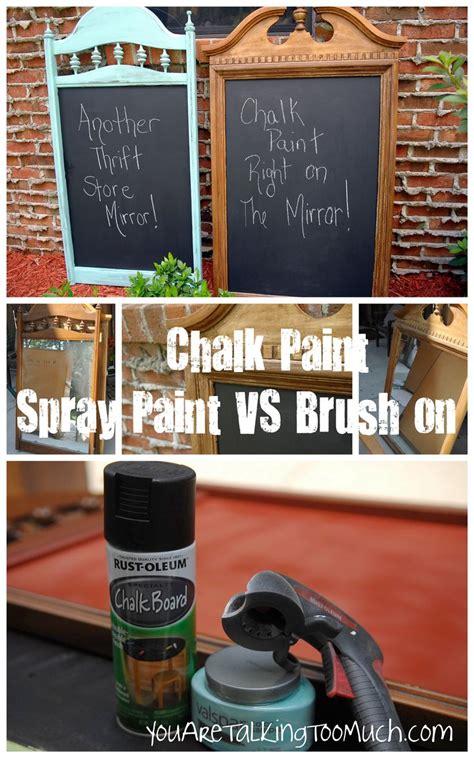 chalkboard paint glass 25 best ideas about spray paint mirror on