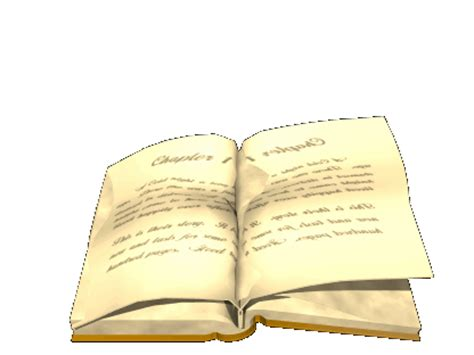 animated pictures of books book log