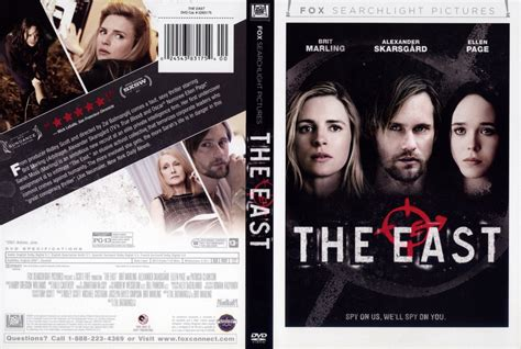 the east the east dvd custom covers the east front