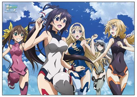 Infinite Stratos Images Infinite Stratos Hd Wallpaper And