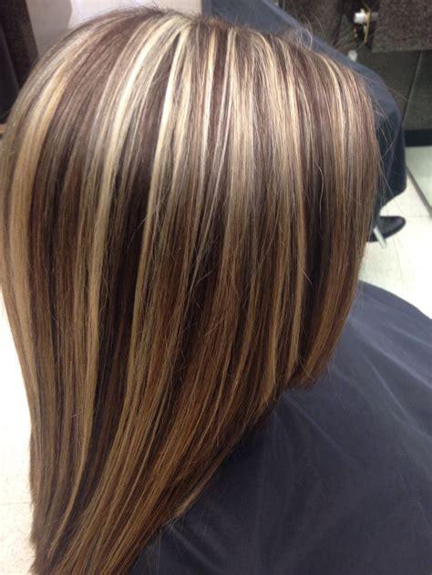 lowlights hair color pics highlights lowlights hair pinterest