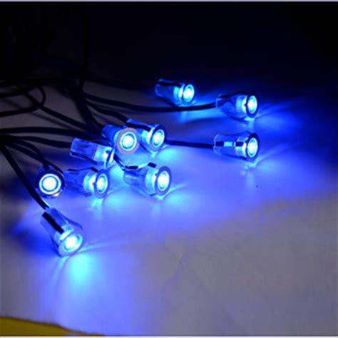 blue led lights 12v dia 15mm blue led step l step lights 12v leduk co