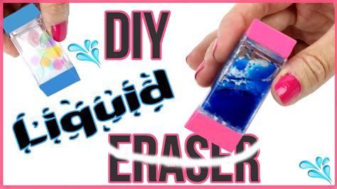 how to do craft for diy crafts diy liquid erasers orbeez lava glitter