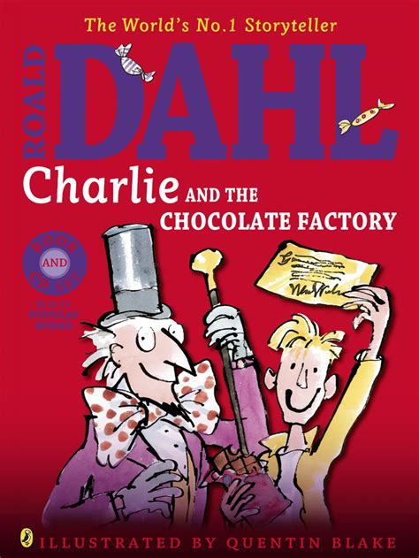 pictures of and the chocolate factory book and the chocolate factory book cd set