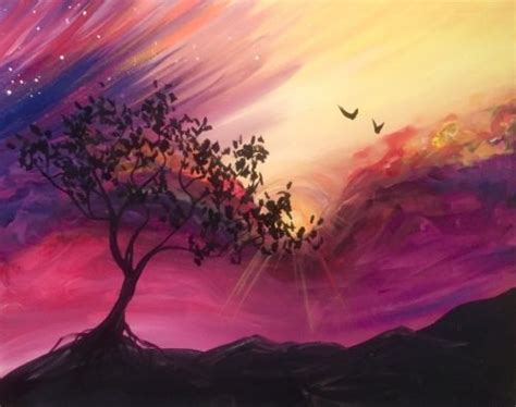 1000 Images About Paint Nite 2 On Acrylics