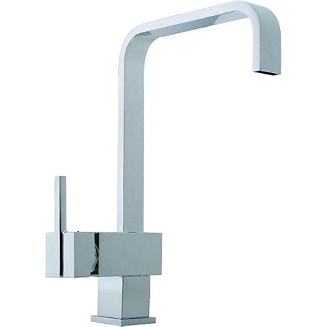wickes kitchen sink taps wickes curve mono mixer kitchen sink tap chrome wickes co uk