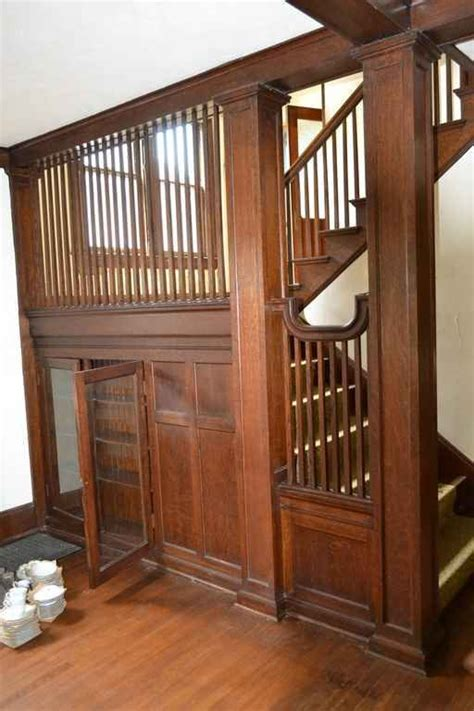 craftsman style woodwork 344 best house interiors early 1900s images on