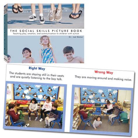 social skills picture book the social skills picture book for children