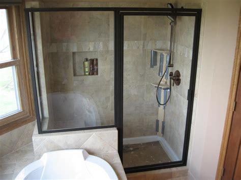 bathroom shower door ideas bathroom shower home design interior