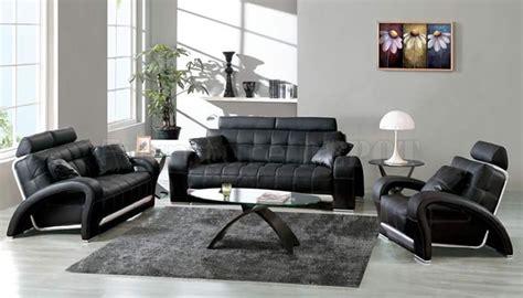 black livingroom furniture black and white living room design ideas