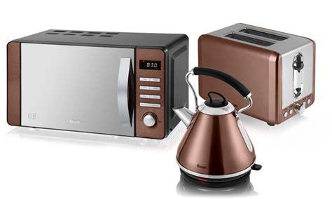 swan copper kitchen appliance set groupon