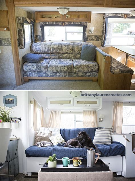 Reno Bathroom Remodel by Before Amp After Gorgeous Diy Camper Renovation