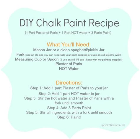 diy chalk paint using plaster of plaster of project studio design gallery