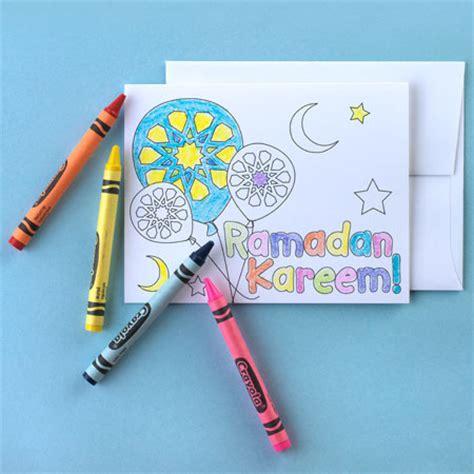 eid cards to make how to make eid cards for children craftshady craftshady