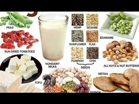 alimentos con alto contenido en proteinas nutrici 243 n vegetales ricos en prote 237 nas youtube