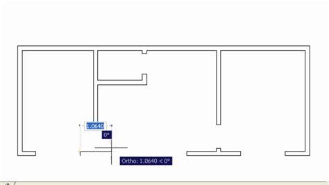 programa para fazer planta baixa planta baixa autocad passo a passo